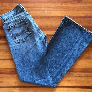 ❤️SOLD❤️ 7 for All Mankind flare jeans